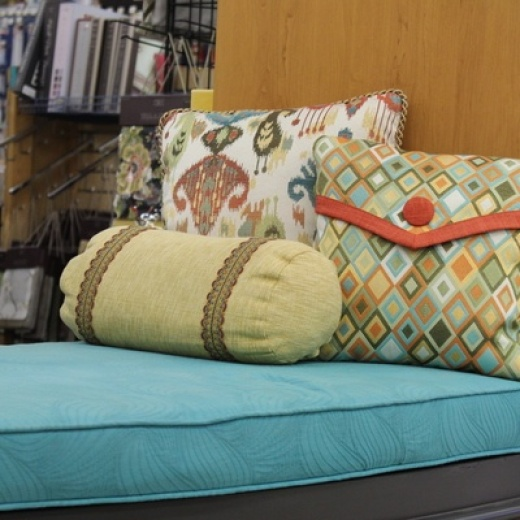 Pillows, bedding, and more!