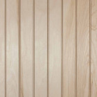 Global Product Sourcing 4 Ft. x 8 Ft. x 1/4 In. Barrington Birch Beaded Classic Wood Veneer Wall Paneling Image 1
