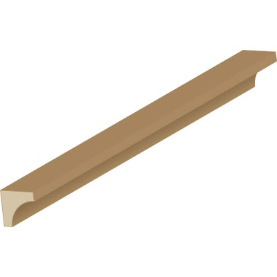 Cedar Creek WM100 11/16 In. x 11/16 In. x 8 Ft. Pine Cove Molding
