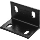 National Catalog 1216BC 3 In. x 4.6 In. Heavy Duty Wide Corner Brace Image 1