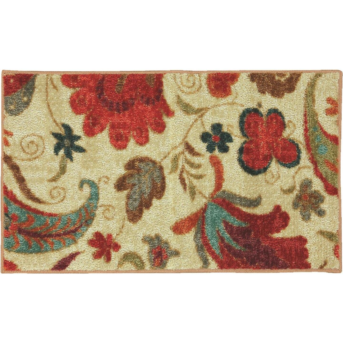 Mohawk Home Tropical Acres 1 Ft. 8 In. x 2 Ft. 10 In. Accent Rug Image 1