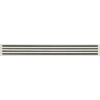 Smart Edge 0.27 In. x 18 In. Peel & Stick Edge Backsplash Trim, Orfero (4-Pack)