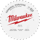 Milwaukee 10 In. 40-Tooth General Purpose Wood Circular Saw Blade Image 1