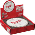 Milwaukee 7-1/4 In. 24-Tooth Framing Circular Saw Blade, Bulk Image 1