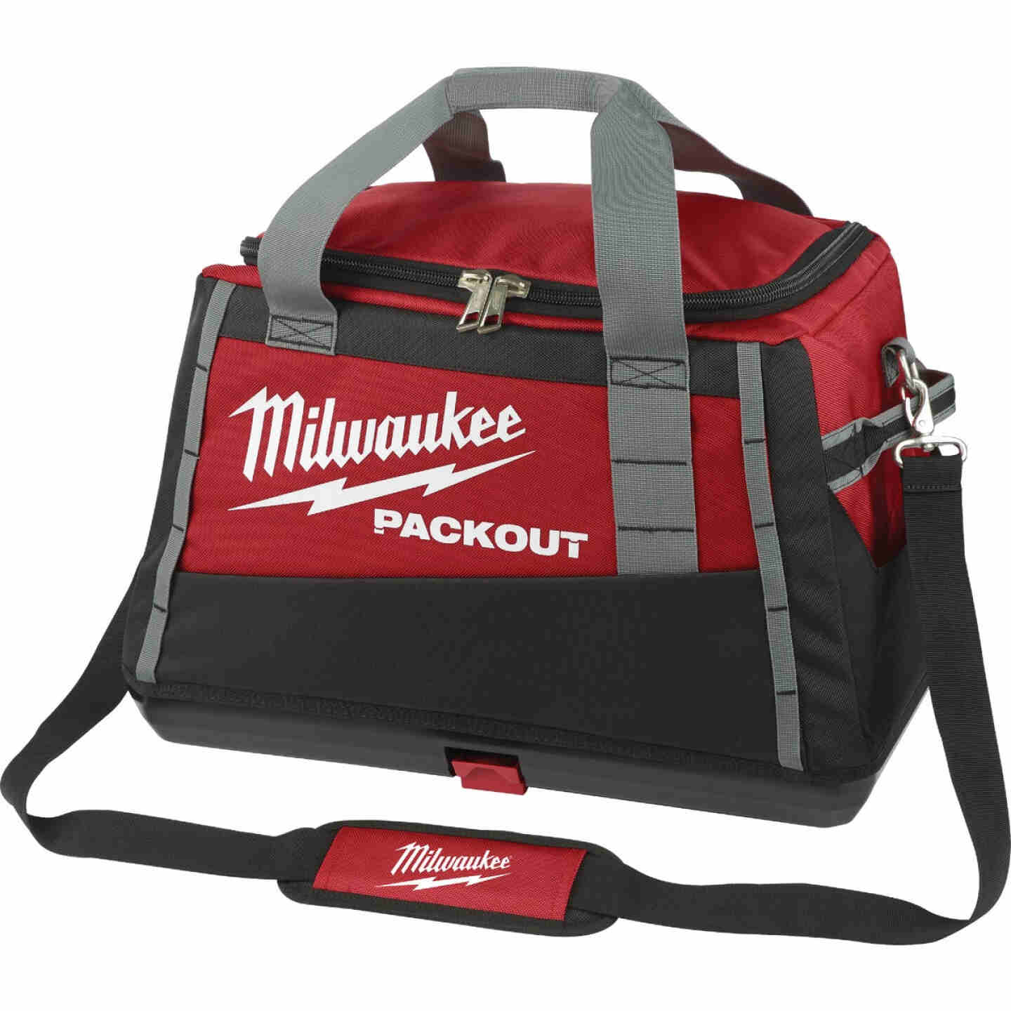 Milwaukee PACKOUT 8-Pocket 20 In. Tool Bag Image 1