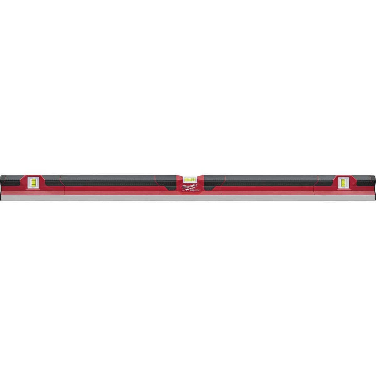 Milwaukee Redstick 48 In. Aluminum Concrete Screed Box Level Image 1