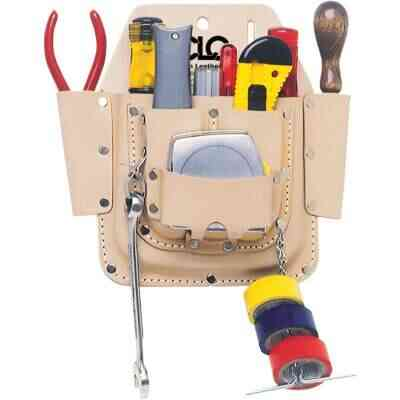 CLC 6-Pocket Electrical and Maintenance Tool Pouch