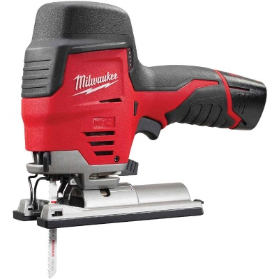 Milwaukee M12 12 Volt Lithium-Ion 1.5 Ah Cordless Jig Saw Kit