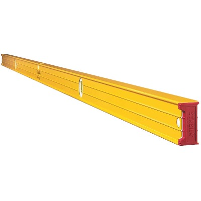 Stabila 96 In. Aluminum Heavy-Duty Box Level