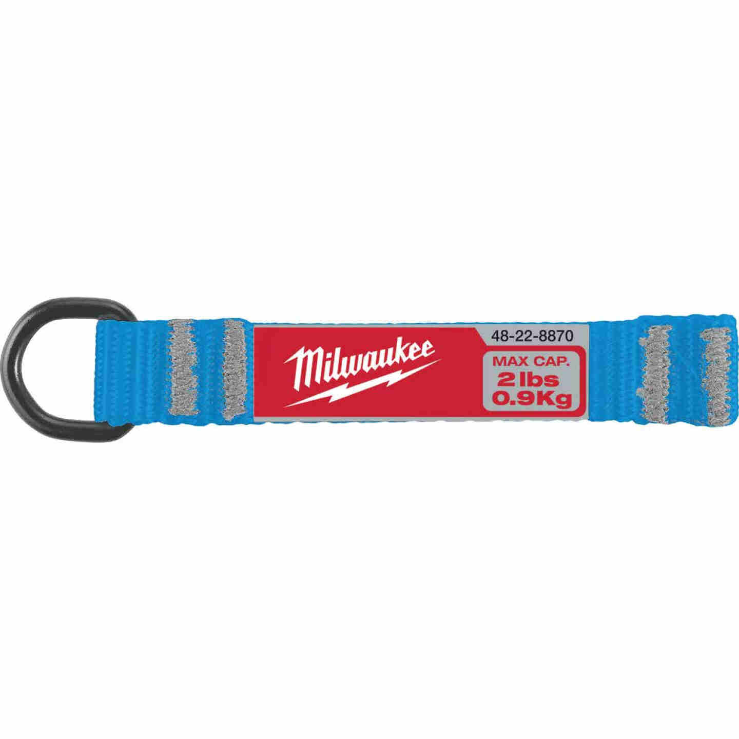 Milwaukee 2 Lb. D-Ring Web Attachment Lanyard Accessory (5-Pack) Image 1