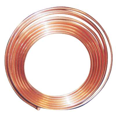 Mueller Streamline 1/2 In. ID x 20 Ft. Soft Coil Copper Tubing