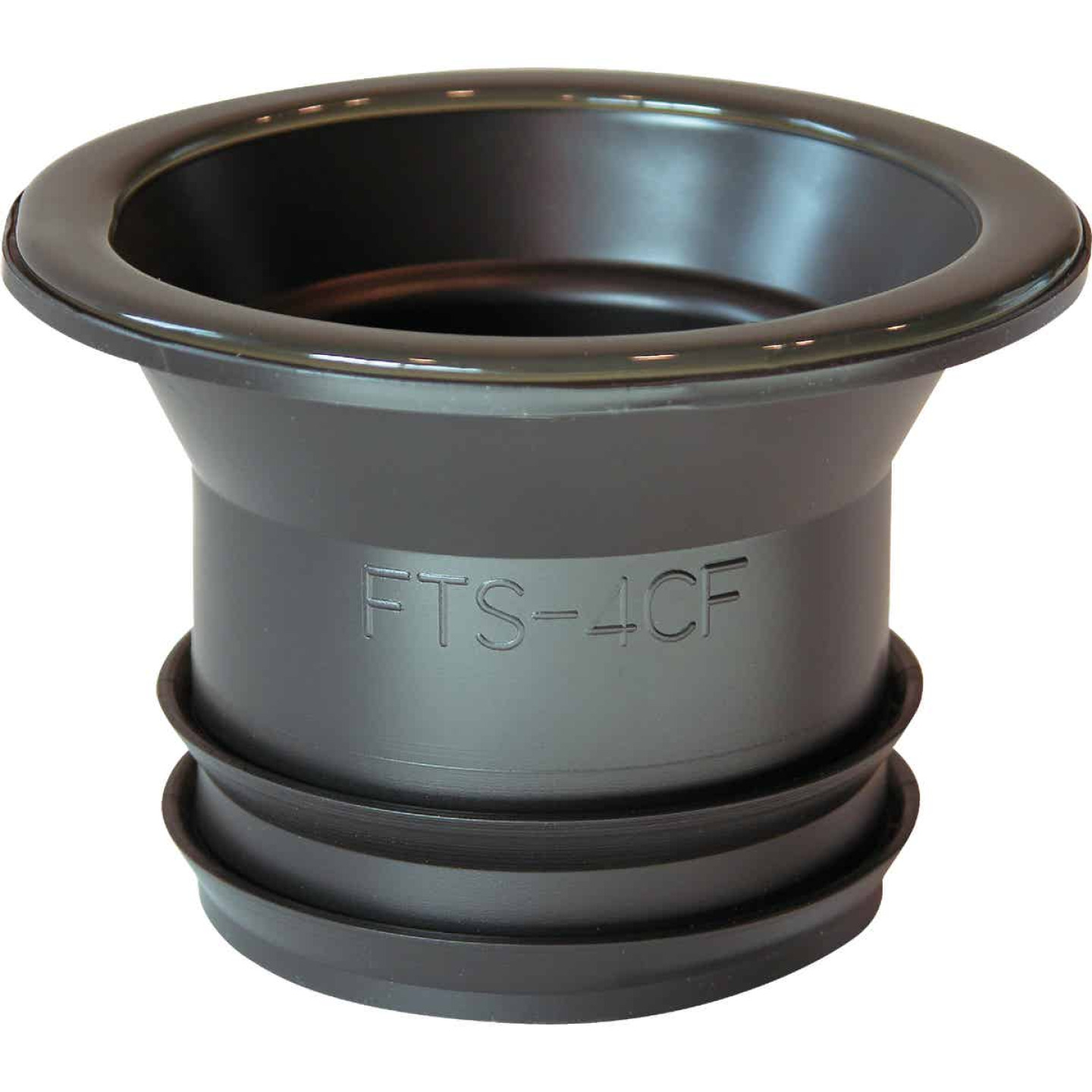 Wax-Free Toilet Gasket To Slab Flange  Image 1