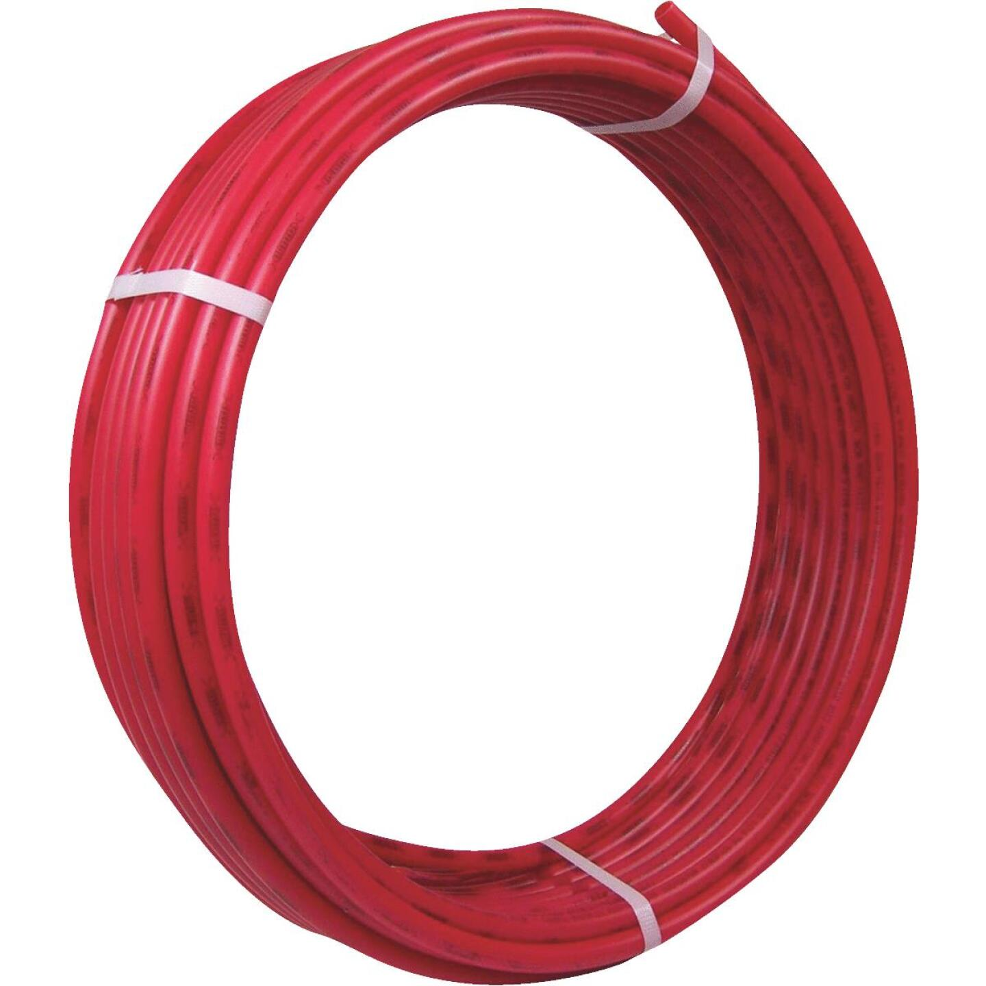 SharkBite 1/2 In. x 300 Ft. Red PEX Pipe Type B Coil Image 1