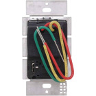 Lutron Maestro White Dimmer & Fan Control Switch Image 5