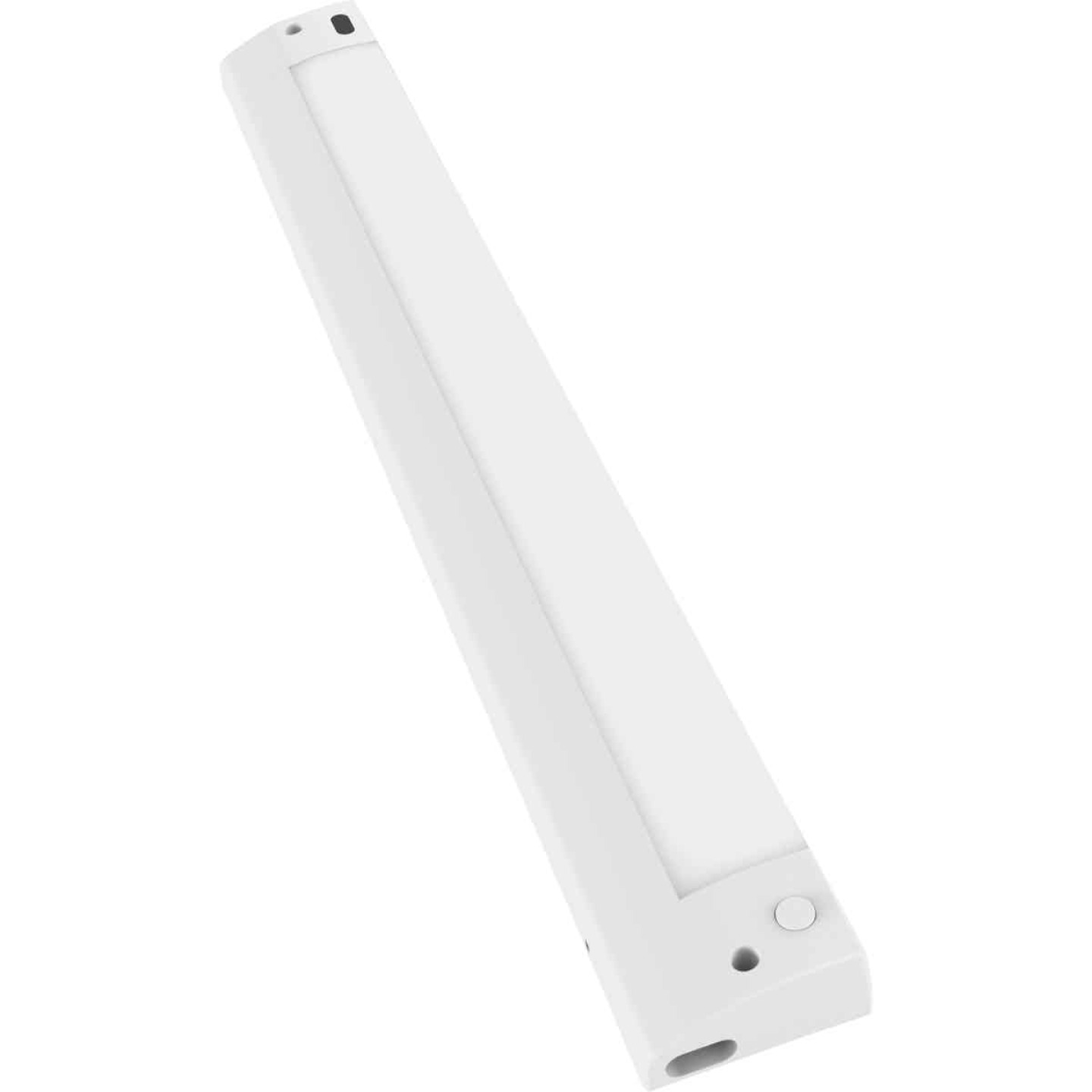 Good Earth Lighting 12 In. Plug-In White LED Color Temperature Changing Under Cabinet Light Image 1