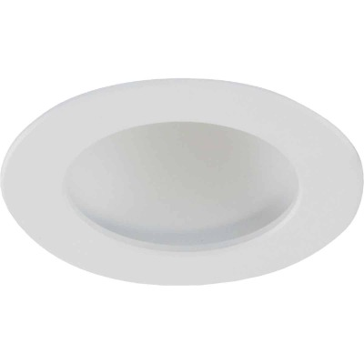Liteline Trenz ThinLED 4 In. New Construction/Remodel IC White 500 Lm. Sunset Dimming Recessed Light Kit