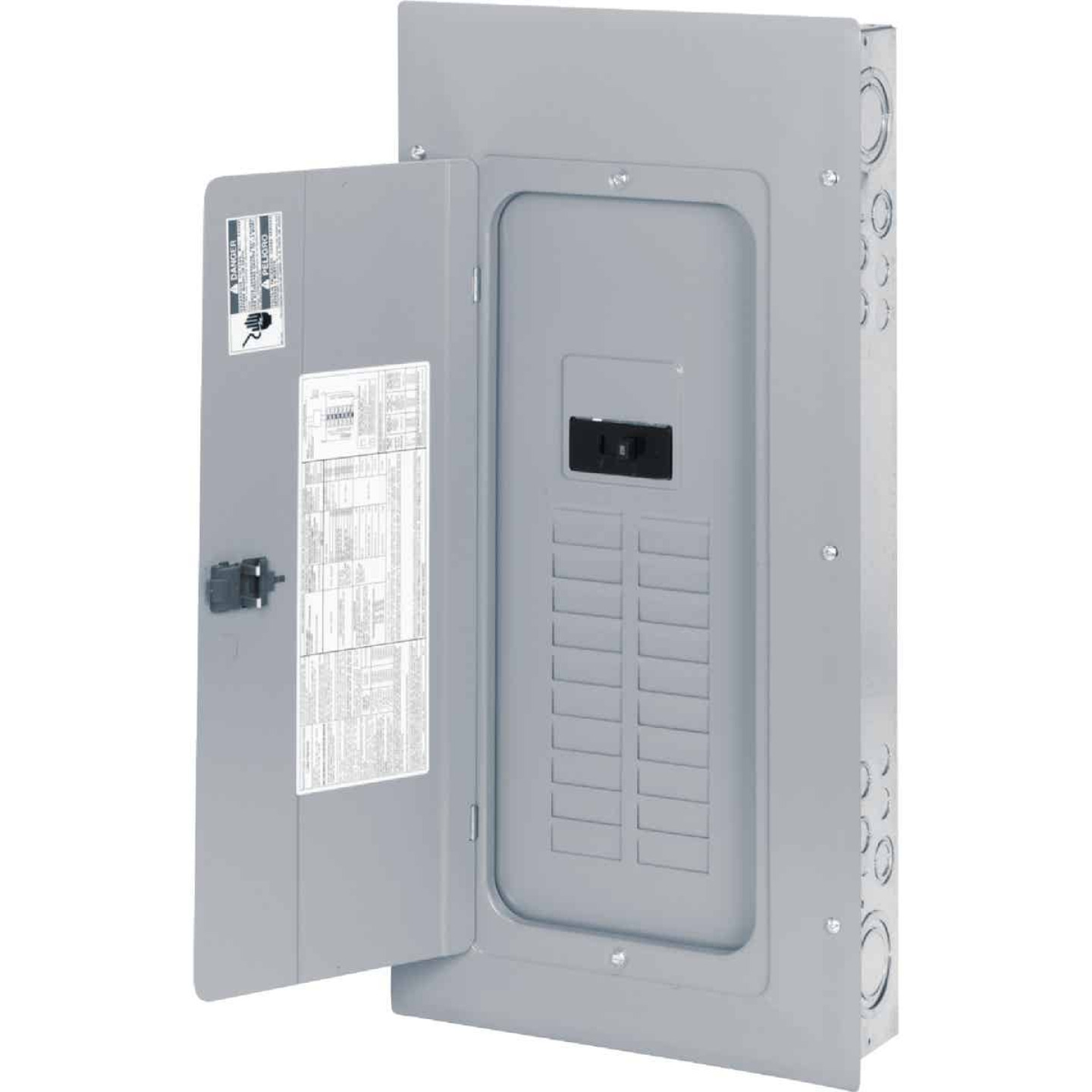 Eaton BR 200A 20-Space 40-Circuit Indoor Plug-On Neutral Load Center Image 1