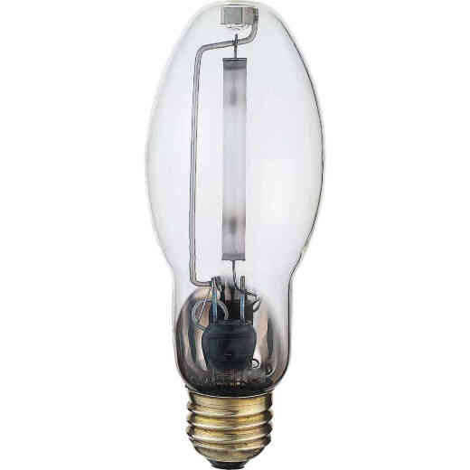 Satco 70W Clear ED17 Medium High-Pressure Sodium High-Intensity Light Bulb