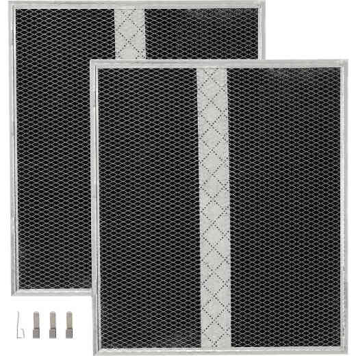 Broan-Nutone Non-Ducted Charcoal Range Hood Filter (2-Pack)