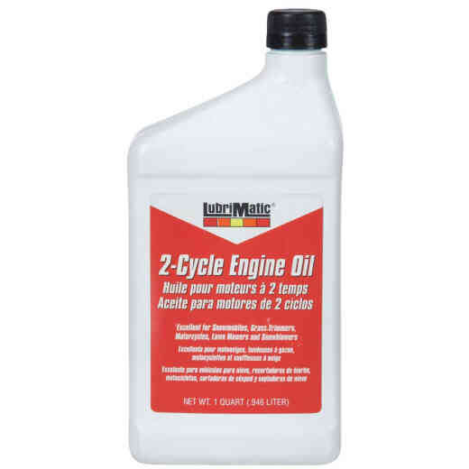 LubriMatic 1 Qt. Air Cooled 2-Cycle Motor Oil