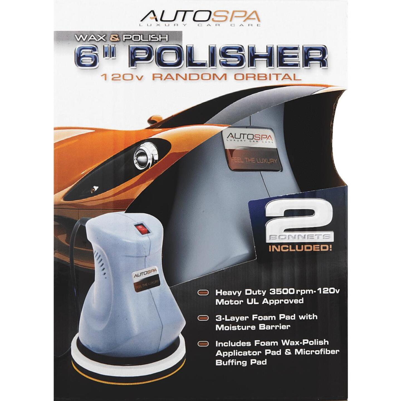 Auto Spa 6 In. 3500 rpm Polisher Image 2