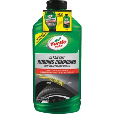 Turtle Wax RENEW Rx 18 oz Liquid Rubbing Compound
