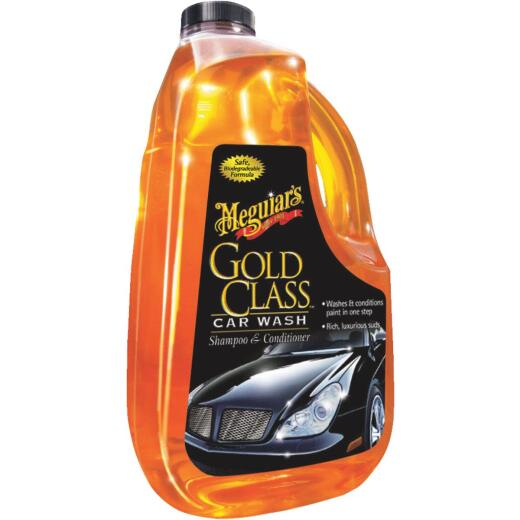 Meguiars 64 Oz. Liquid Gold Class Car Wash