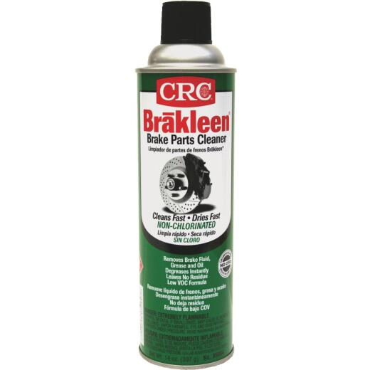 Crc Brakleen Nonchlorinated Aerosol 15 Oz Brake Cleaner
