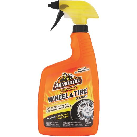 Armor All 24 oz Trigger Spray Wheel Cleaner