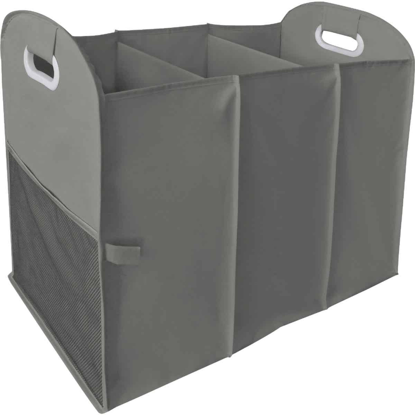 Homz Accordion Laundry Hamper Image 1