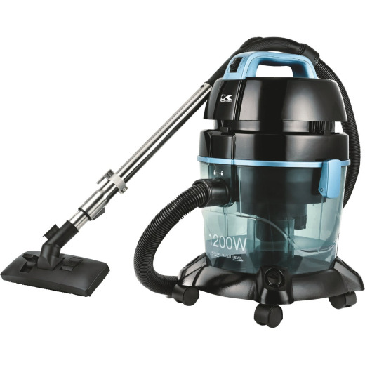 Kalorik 3.4 Gal. Water Filtration Wet/Dry Vacuum Cleaner
