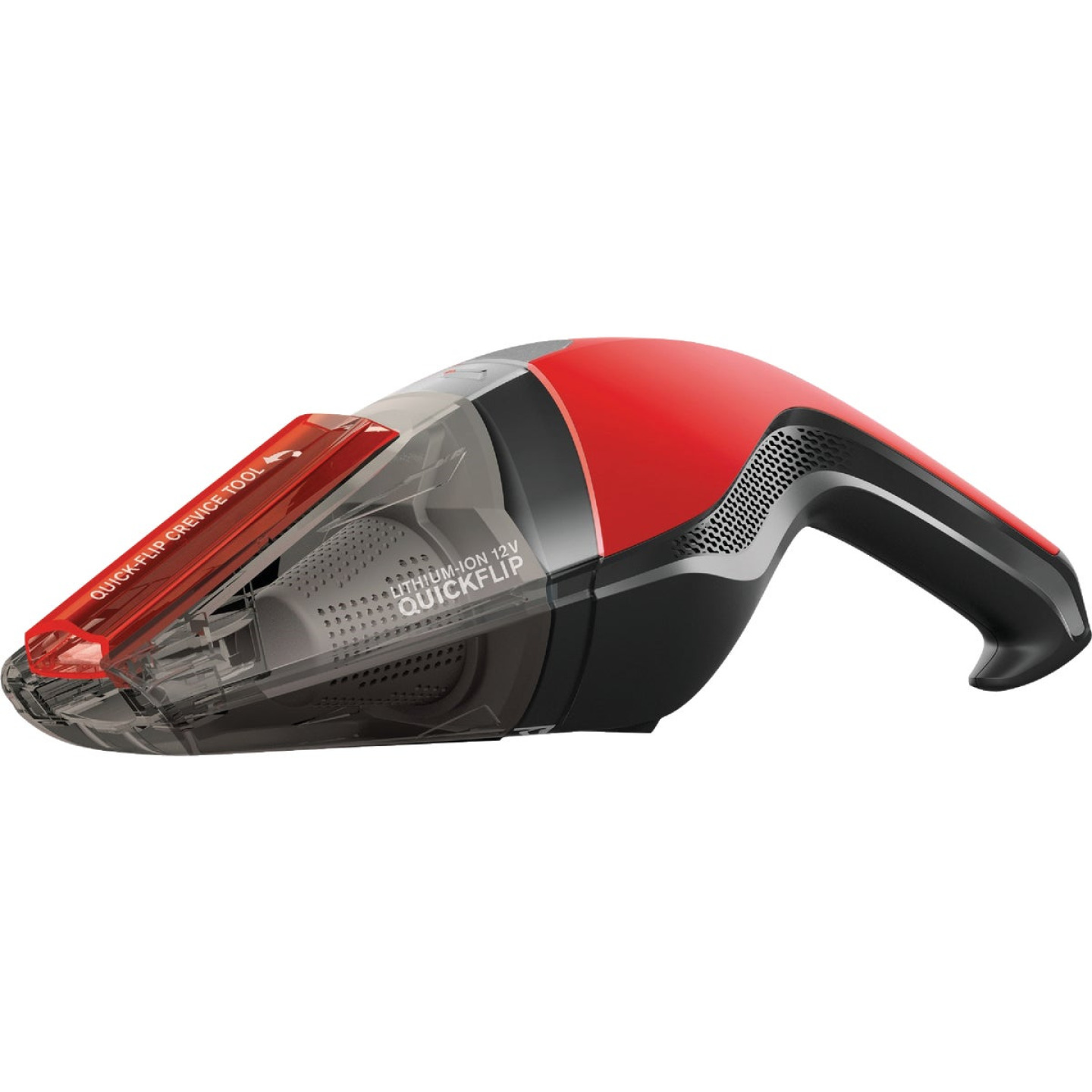 Dirt Devil QuickFlip 12V Bagless Hand Vacuum Cleaner Image 1