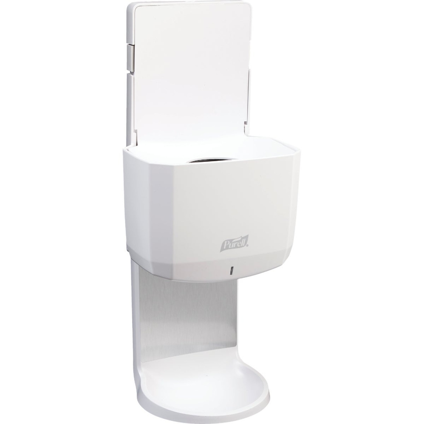 Purell ES6 Touch-Free White 1200mL Hand Sanitizer Dispenser Image 1