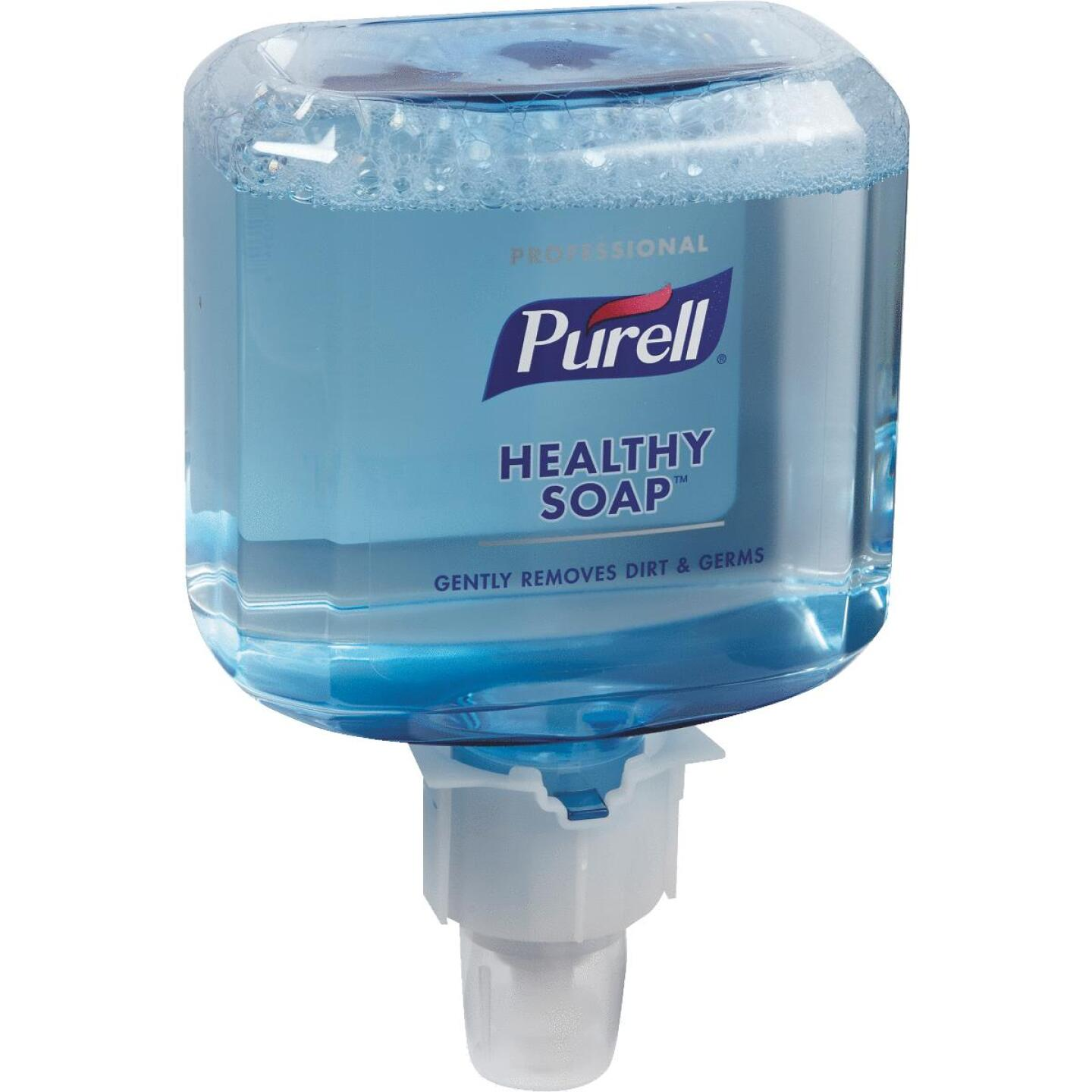 Purell ES6 1200mL Professional Healthy Soap Fresh Scent Foam Refill Image 1