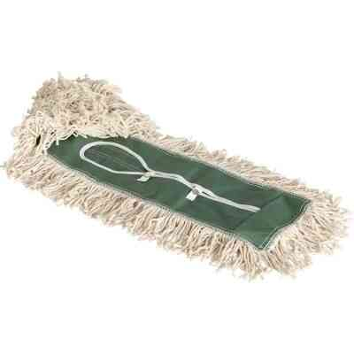 Nexstep Commercial 24 In. Cotton Dust Mop Refill