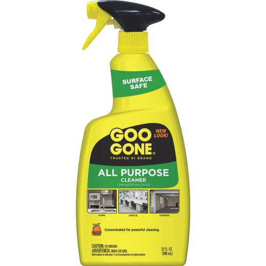 Goo Gone 32 Oz. Concentrated Citrus Power All-Purpose Cleaner