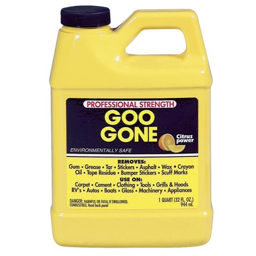 Goo Gone 1 Qt. Professional Strength Citrus Power All Purpose Cleaner