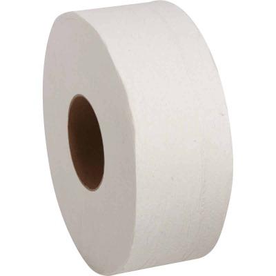 Nova Commercial Dispenser Toilet Paper (12 Jumbo Rolls)