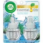 Air Wick Fresh Waters Scented Oil Refill (2-Pack) Image 1