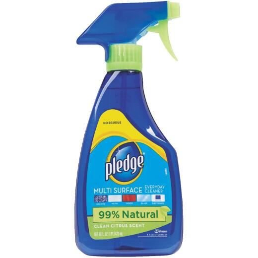 Pledge 16 Oz. Clean Citrus Multi Surface Everyday Cleaner