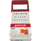 Goodcook 4-Sided Stainless Steel Grater Image 2