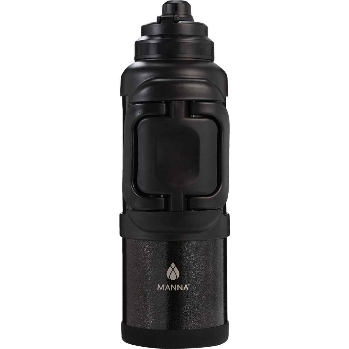 Manna Titan Onyx Vacuum Insulated Bottle Image 1