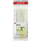 Goodcook 9 In. Plastic Flex Straw (50-Count) Image 1