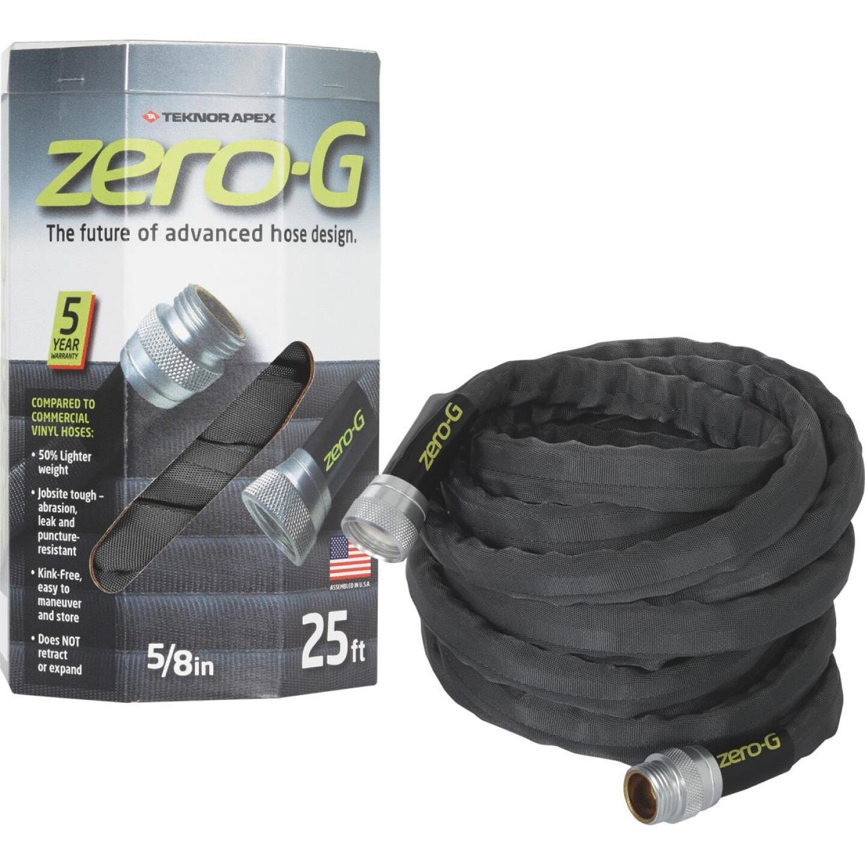 Apex Zero-G 5/8 In. Dia. x 25 Ft. L. Drinking Water Safe Garden Hose Image 1