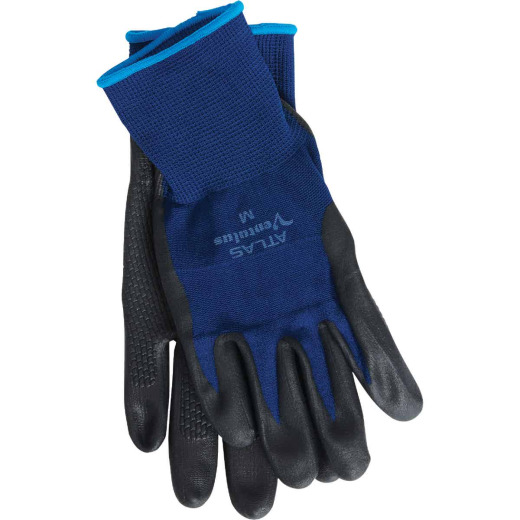 Showa Atlas Men's Medium Comfort Grip Nitrile Coated Glove