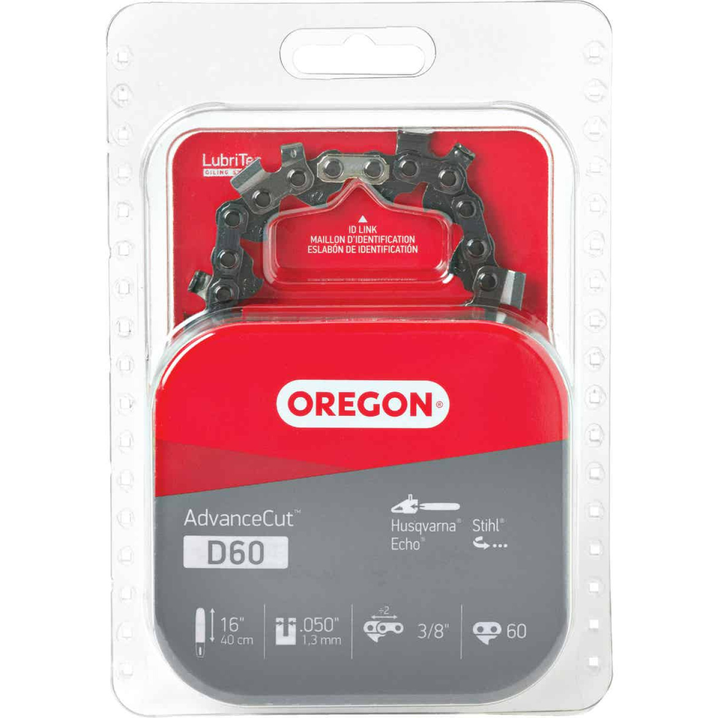 Oregon AdvanceCut D60 16 In. Chainsaw Chain Image 1