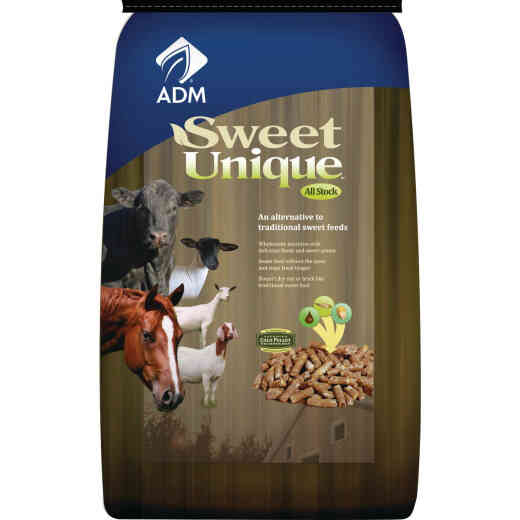 ADM Sweet Unique 50 Lb. All Stock Feed