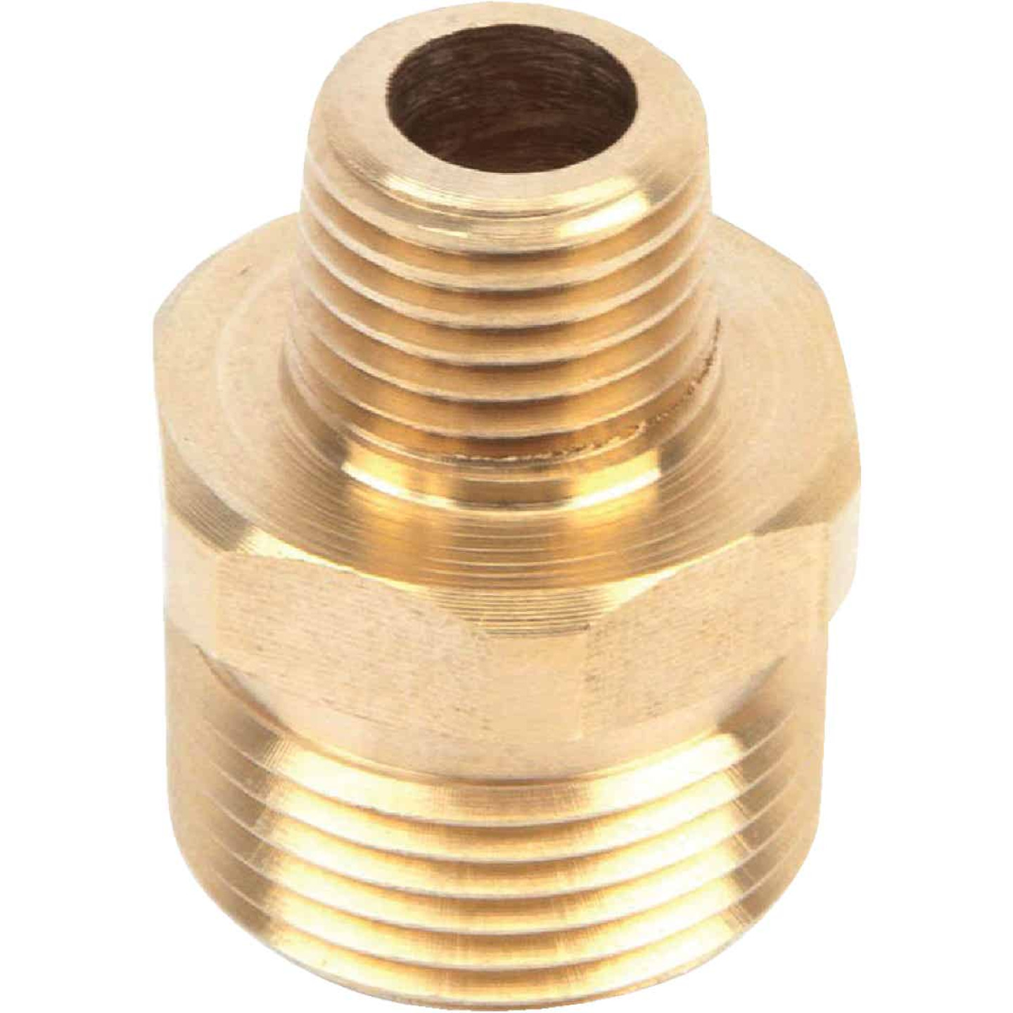 Forney 1/4 In. Male Pressure Washer Screw Nipple Image 3