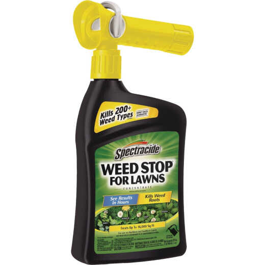 Spectracide Weed Stop for Lawns 32 Oz. Ready to Spray Weed Killer