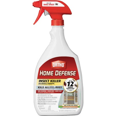 Ortho Home Defense 24 Oz. Ready To Use Trigger Spray Insect Killer